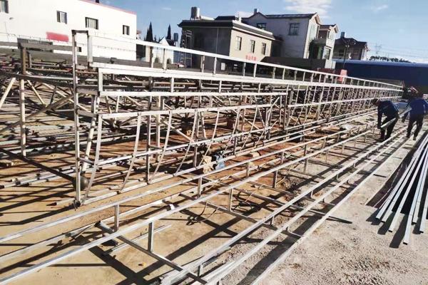 加油站钢结构